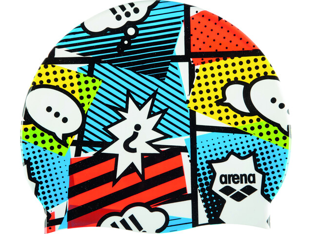arena Print 2 Cap cheerfully white